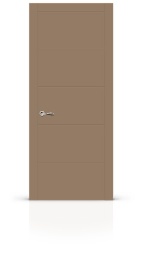 Межкомнатная дверь Ортика глухая