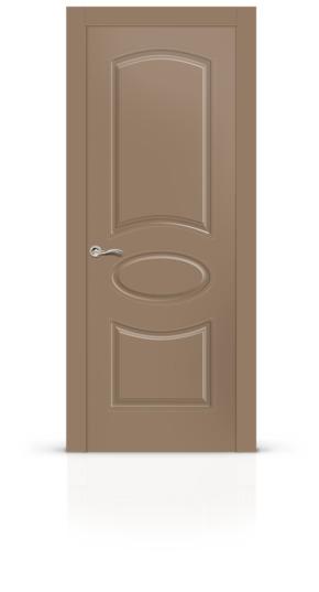 Межкомнатная дверь Эстель глухая