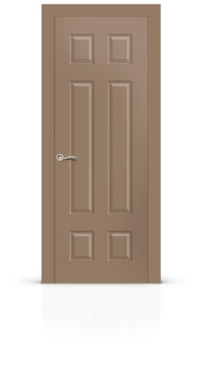 Межкомнатная дверь Мишель глухая