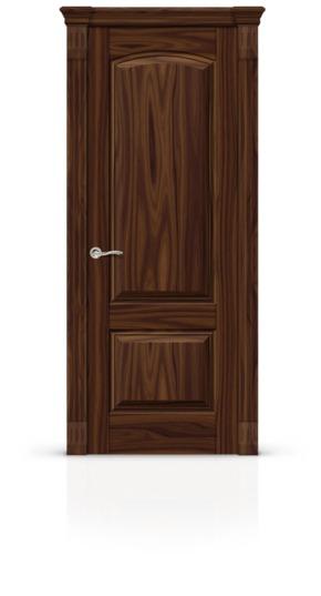 Межкомнатная дверь Кристалл-1 глухая