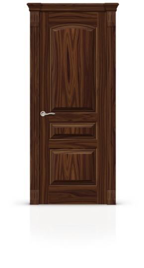 Межкомнатная дверь Кристалл-2 глухая