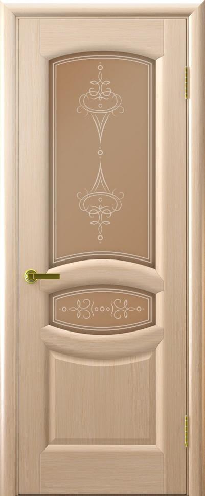 Межкомнатная дверь Анастасия (стекло)