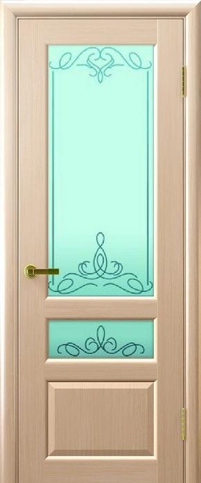 Межкомнатная дверь Валентия-2 (стекло)