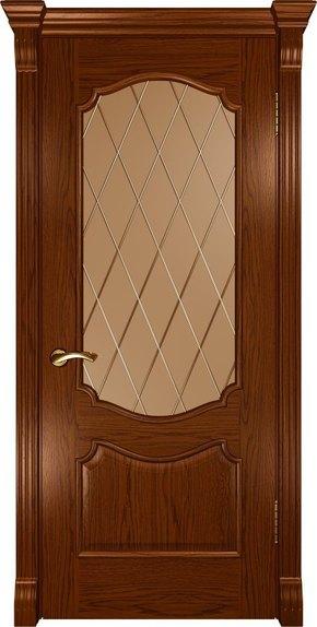 Межкомнатная дверь Венеция (стекло)