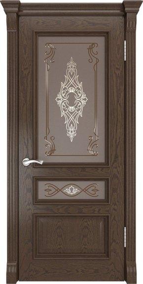 Межкомнатная дверь Гера-2 (стекло)