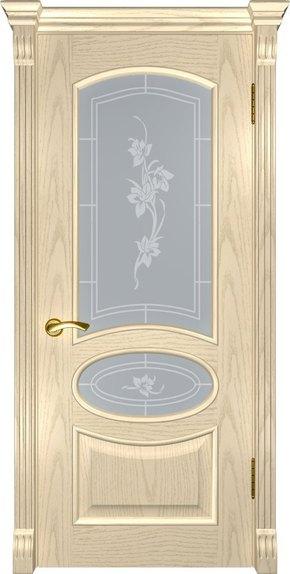 Межкомнатная дверь Грация (стекло)