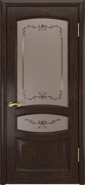 Межкомнатная дверь Деметра (стекло)