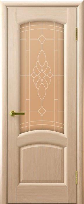 Межкомнатная дверь Лаура (стекло)