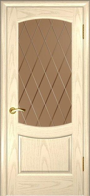 Межкомнатная дверь Лаура-2 (стекло)