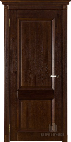 Межкомнатная дверь из массива дуба Афина