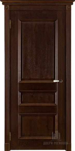 Межкомнатная дверь из массива дуба Афродита