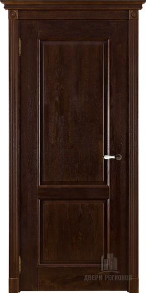 Межкомнатная дверь из массива дуба Селена