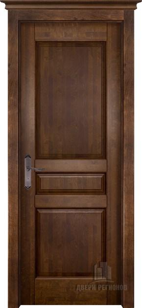 Межкомнатная дверь из массива ольхи Гармония