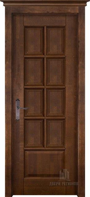 Межкомнатная дверь из массива ольхи Лондон - под заказ
