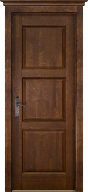 Межкомнатная дверь из массива ольхи Турин - под заказ