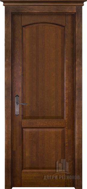 Межкомнатная дверь из массива ольхи Фоборг