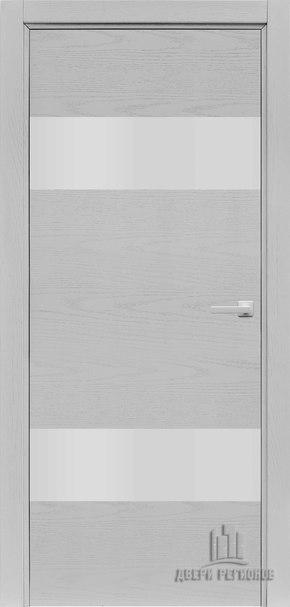 Межкомнатная дверь Duo (стекло)