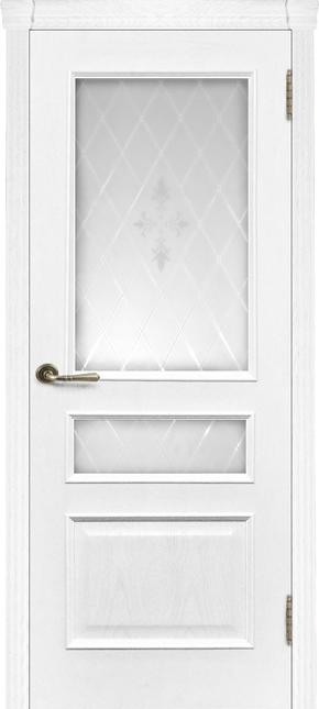 Межкомнатная дверь Милан (стекло)