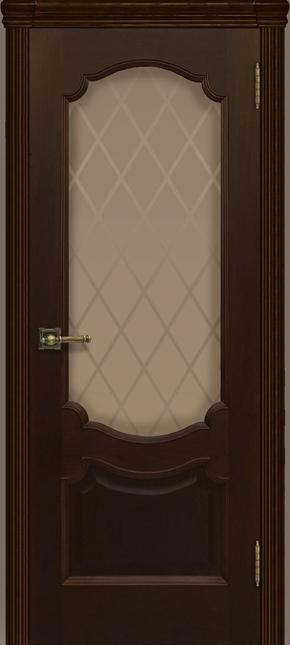 Межкомнатная дверь Монако (стекло)