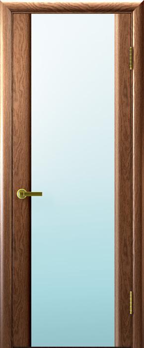 Межкомнатная дверь Техно-3 - белый триплекс
