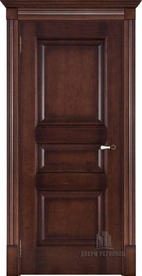 Межкомнатная дверь Терзо - орех тон 7