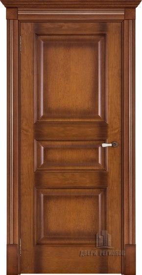 Межкомнатная дверь Терзо - cветлый мед тон 5