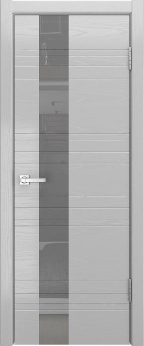Межкомнатная дверь Арт-2 (ясень, манхэттен)