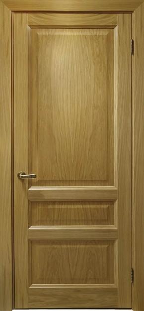 Межкомнатная дверь Атлантис-2 (дуб натуральный)