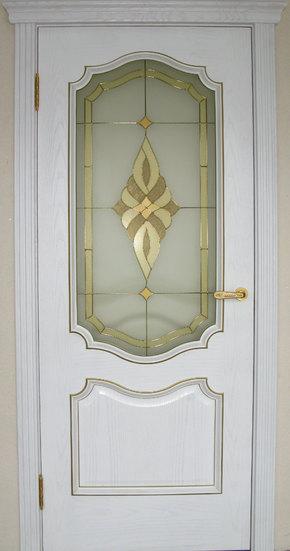 Межкомнатная дверь Коломна 012 (стекло)