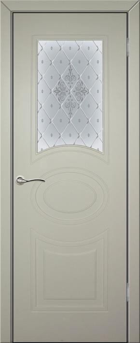 Межкомнатная дверь NEW-4 (стекло)