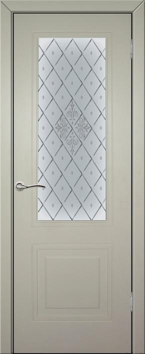 Межкомнатная дверь NEW-6 (стекло)