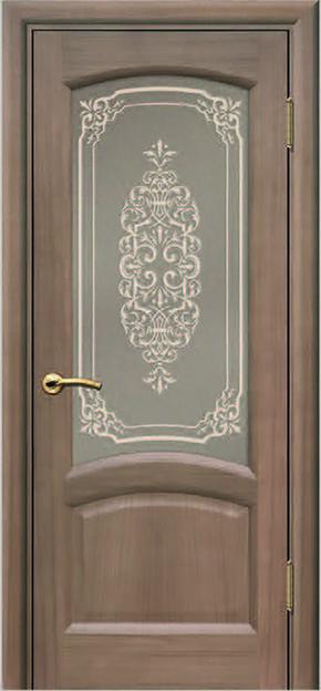Межкомнатная дверь стекло Александрит