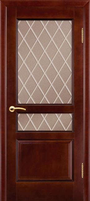 Межкомнатная дверь Яшма (стекло)