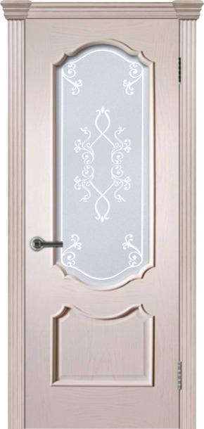 Межкомнатная дверь Рубин-2 (стекло)