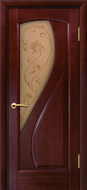 Межкомнатная дверь Дионит (стекло)