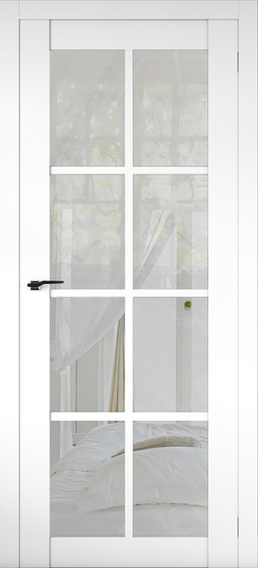 Межкомнатная дверь Соbalt 22 (стекло Рефлект)