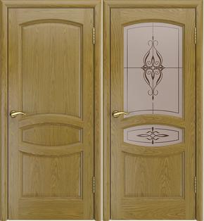 Межкомнатная дверь Аврора-2 - стекло