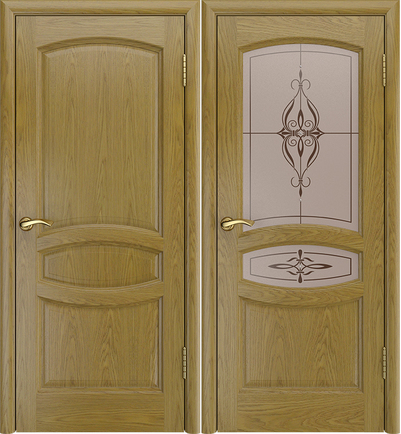 Межкомнатная дверь Аврора-2 - глухая
