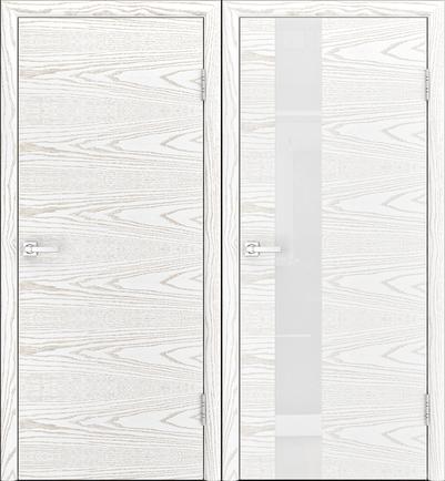 Межкомнатная дверь Гранд - стекло