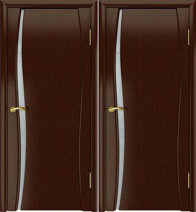 Межкомнатная дверь Комета - стекло